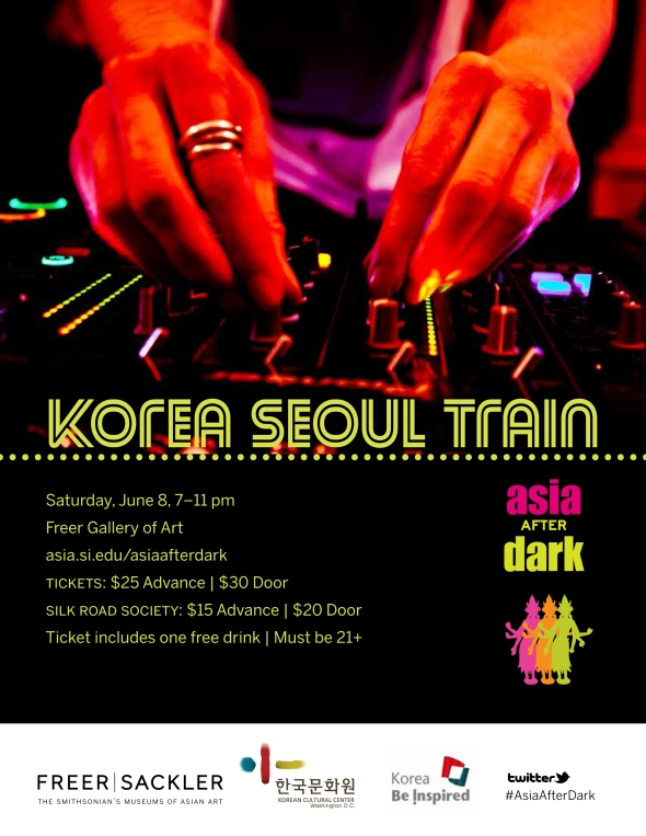 Asia After Dark - Korea Seoul Train
